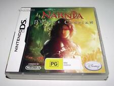 Narnia Prince Caspian Nintendo DS 2DS 3DS Game Preloved *Complete*