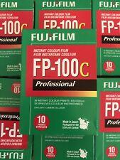 [Brand New] Fujifilm FP-100C Pro Color Film. E Date 2013-10 Cold Stored