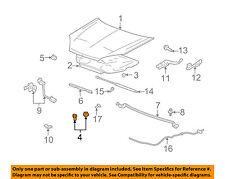 Saturn GM OEM 07-09 Aura Hood-Bumper Cushion 15942503