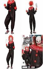 Widmann 01622 - Costume de Costume D'adulte Killer Clown