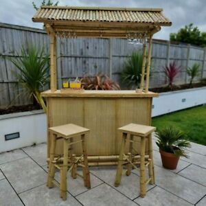 Bamboo Tiki Garden Bar