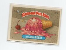 Basking Robin Garbage Pail Kids Card # 101 B   NEXT DAY SHIP AFTER PAYMENT