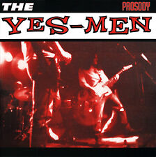 THE YES-MEN Prosody LP . new christs sonic rendezvous band god bored! celibate