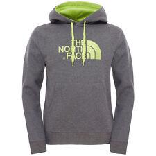 Felpe e tute da uomo grigio con cappuccio The North Face