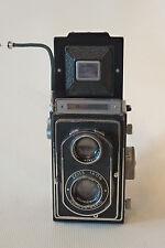 Zeiss Ikon Ikoflex 6x6 Vintage TLR German Camera + Tessar Lens f3.5/75 #H26179