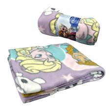 Disney Frozen Anna Elsa & Olaf Polar Fleece Blanket / Throw
