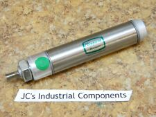 """Clippard    1-1/16""""  bore  X  3""""  stroke  pneumatic cylinder    SDR 173"""