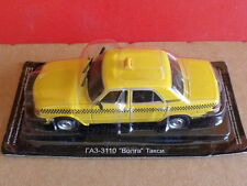 GAZ 3110 VOLGA TAXI Model Car USSR CCCP Die Cast 1:43 [17]