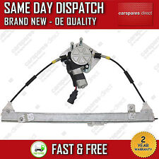 ALFA ROMEO 147 00>10 FRONT LEFT SIDE WINDOW REGULATOR WITH 2 PIN MOTOR 46751871