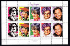 Australian Celebrity Stamps