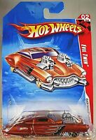 2010 Hot Wheels ~Cave~ Evil Twin 2//4 Brown Version