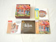 Friends of The Beatles V.A. JAPAN 4 titles Mini LP SHM-CD PROMO BOX SET
