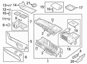 Ford DP5Z-19N236-A - Socket Assembly Additional