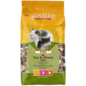 RA Vita Sunscription Rat & Mouse Diet - 2 lb