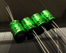 2pcs NEW 22uF/50V Nichicon MUSE BP ES (Bi)Non-Polar Bipolar Hi-Fi Capacitors
