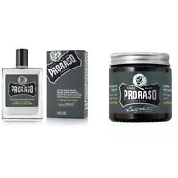 Proraso Cypres & Vetyver Shaving Set/Pre-Shave Cream 100ml+After Shave Balm100ml