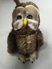 Harry Potter Studio Tour ERROL OWL Plush 13 inches