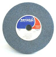 NATIONAL, GRINDING WHEEL, 211-1086-543, PA60-M-11V6W, 6 X 1 X 5/8, RPM 4140