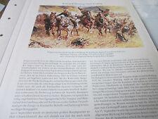 Militär Archiv 1. Weltkrieg Kriegsführung 1022 Bulgarisch Kavallerie geg Rumänie