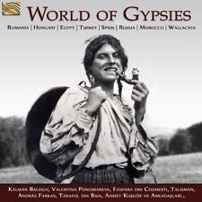 GYPSY-Various Artists / World of Gypsies / (1 CD) / neuf