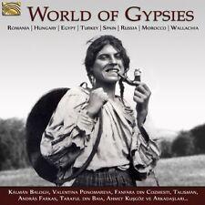 GYPSY-Various Artists / World of Gypsies / (1 CD) / neuf