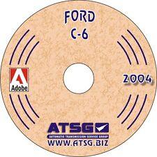 Ford C6 Automatic Transmission ATSG Workshop Manual