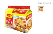 Maggi Curry food from Malaysia 1 Pack 5 Pcs Instant Noodle