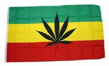 Fahne Hanf Legalize it Flagge  Hissflagge 90x150cm