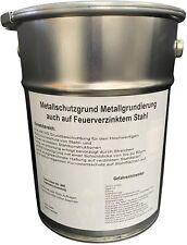 Professionelle Rostschutz Grundierung Metallschutzgrundierung Metallgrund 1 L Do