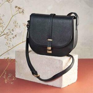 AVON ~ Storm Saddle Bag Black (Brand New Wrapped)