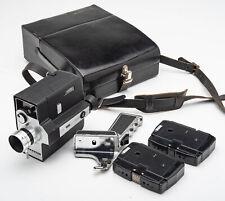 Bell & Howell Zoom Reflex Filmkamera 8mm