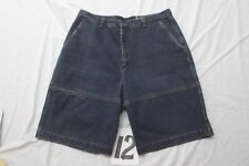 vtg Eddie Bauer Legend skykomish trail utility shorts boy 18 denim jean men 36