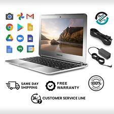 "Samsung Chromebook XE303C12 Google Student Laptop 11.6"" 16GB SSD 2GB HDMI Webcam"