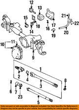 CHRYSLER OEM Axle Housing-Rear-Vent J5352955