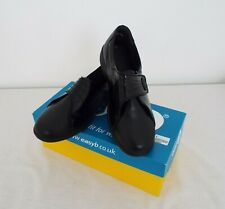 DB shoes Easy B - Women's Shoes - UK size 6 - Black colour - New in box