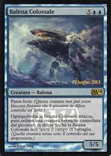 MTG 4x Balena Colossale - PROMO FOIL DCI MINT NUOVO ITA