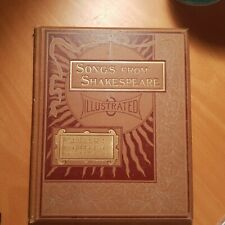 Songs From Shakespeare Illustrated 1886