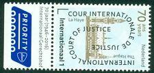 NEDERLAND: ZEGELS COURT OF JUSTICE.