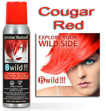 jerome russell B Wild Color Spray COUGAR RED   3.5oz
