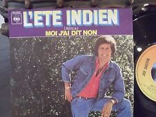 45$ FRENCH IMPORT PICTURE SLEEVE JOE DASSIN AFRICA / MOI J'AI DIT NON