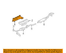 GM OEM-Exhaust Manifold 12553146