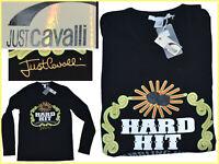 CAVALLI T-Shirt Uomo S Europa  AL PREZZO DI SALDI  CV02 T1G