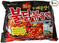 Samyang Ramen/Spicy Chicken Roasted Noodles 140g(Pack of 5) Korean Food