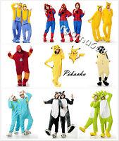 Unisex Animal Onesie  Adult children Pyjama Fancy Dress Costume Onesies Kigurumi