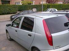 ALFA 147 3P 2001-2006 SET 3 TENDINE PARASOLE STATICHE SU MISURA