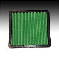 2007 Dodge Nitro Green High Flow Air Filter #7115