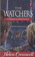 Watchers : A Mystery at Alton Towers Cresswell, Helen Very Good 9780140361407