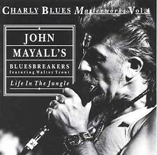Life in the Jungle: by John Mayall & the Blues Breakers (CD)