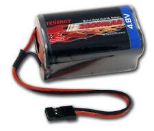 Tenergy 4.8V 2000mAh Square Receiver RX NiMH Battery Pack 11002