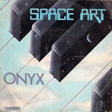 """45 TOURS / 7"""" SINGLE--SPACE ART--ONYX / AXUS--80"""""""